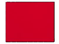Příslušenství k čočkám - Čistící hadřík na brýle - červený