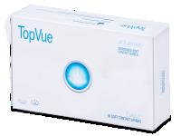 Jednodenní kontaktní čočky - TopVue Daily