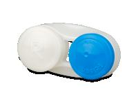 Příslušenství k čočkám - Pouzdro na čočky Antibakteriální modré