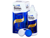 Kontaktní čočky Bausch and Lomb - Roztok Boston Simplus 120ml