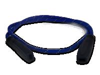 Příslušenství k čočkám - Šňůrka k brýlím EC modrá