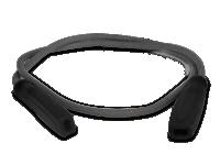 Péče o brýle - Šňůrka k brýlím EC šedá