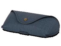 Péče o brýle - Pouzdro na brýle SH224-1 modré