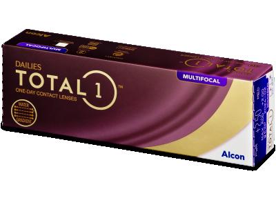 Dailies TOTAL1 Multifocal (30 čoček)