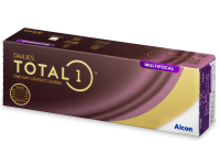Kontaktní čočky Alcon - Dailies TOTAL1 Multifocal