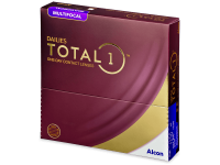 Kontaktní čočky Alcon - Dailies TOTAL1 Multifocal