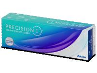 Jednodenní kontaktní čočky - Precision1