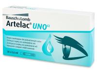 Oční kapky a spreje - Zvlhčující oční kapky Artelac UNO 30 x 0,6 ml