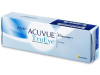 Kontaktní čočky levně - 1 Day Acuvue TruEye