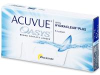 Kontaktní čočky levně - Acuvue Oasys