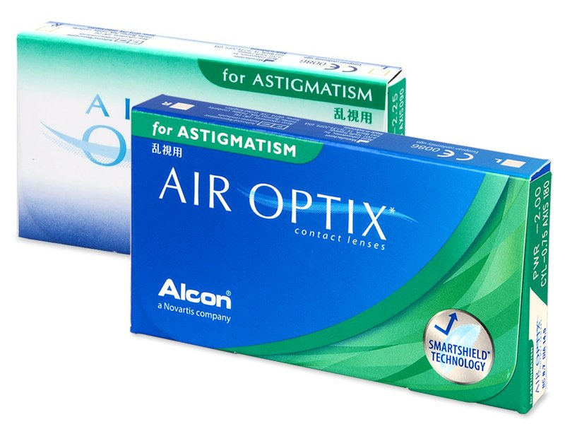 Air Optix for Astigmatism 3 čočky