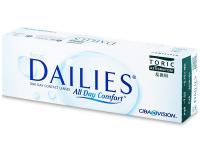 Jednodenní kontaktní čočky - Focus Dailies Toric