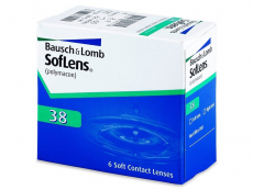 SofLens 38 (6čoček)