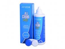 Roztok Avizor All Clean Soft 350 ml