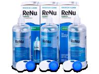 Kontaktní čočky Bausch and Lomb - Roztok ReNu MultiPlus 3 x 360 ml