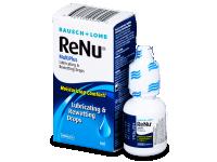 Kontaktní čočky levně - Oční kapky ReNu MultiPlus Drops 8 ml
