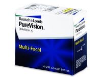 Multifokální kontaktní čočky - PureVision Multi-Focal