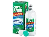 Kontaktní čočky Alcon - Roztok OPTI-FREE Express 355 ml
