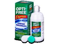 Kontaktní čočky levně - Roztok OPTI-FREE Express 355 ml