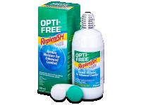 Kontaktní čočky levně - Roztok OPTI-FREE RepleniSH 300 ml