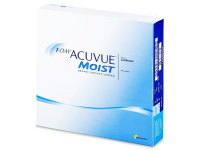 Jednodenní kontaktní čočky - 1 Day Acuvue Moist