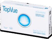 Měsíční kontaktní čočky - TopVue Monthly