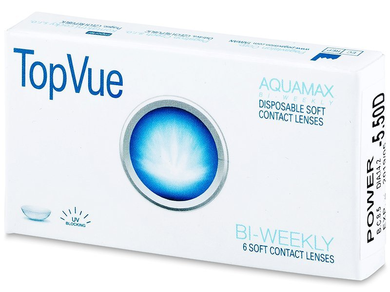 TopVue Bi-weekly (6 čoček)