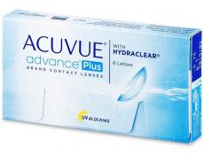 Acuvue Advance PLUS (6čoček)