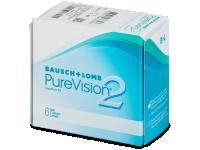 Kontaktní čočky Bausch and Lomb - PureVision 2