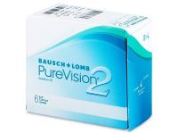 Kontaktní čočky levně - PureVision 2