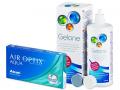 Výhodné balíčky kontaktních čoček - Air Optix Aqua (6čoček)