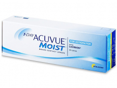 1 Day Acuvue Moist for Astigmatism (30 čoček)