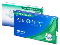 Kontaktní čočky Alcon - Air Optix for Astigmatism