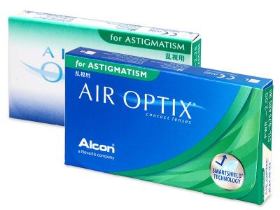 Air Optix for Astigmatism (6čoček)