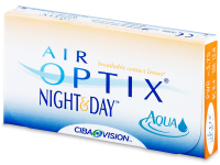 Air Optix Night and Day Aqua (3 čočky)