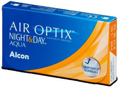Air Optix Night and Day Aqua (3čočky)