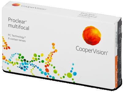 Proclear Multifocal (6čoček)